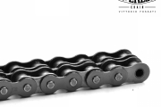 Double roller chains